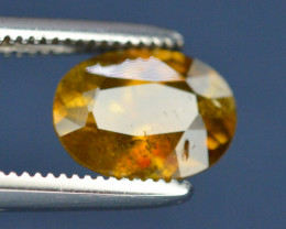Natural 1.15 carat Sphene With Amazing Spark