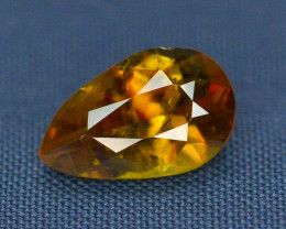 Natural 1.25 carat Sphene With Amazing Spark