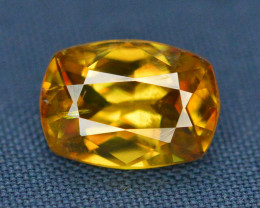 Natural 1.10 carat Sphene With Amazing Spark