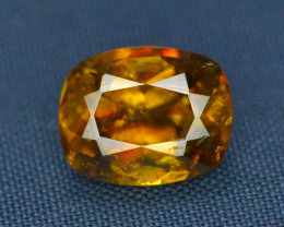 Natural 1.45 carat Sphene With Amazing Spark