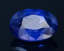 Royal Blue 1.0 Ct Natural Ceylon Sapphire ~Sirilanka !GA1
