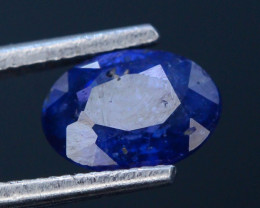 Royal Blue 0.80 Ct Natural Ceylon Sapphire ~Sirilanka !GA1