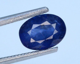 Royal Blue 1.0 Ct Natural Ceylon Sapphire ~Sirilanka !GA1