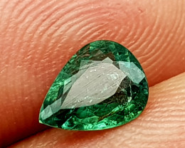 0.78Crt Paraiba Tourmaline Natural Gemstones JI113