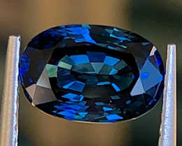 2.12 ct Royal Blue Sapphire 100% Natural With Fine Cutting Gemstone