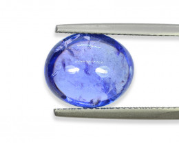 7.26 Cts Stunning Natural Tanzanite Cab