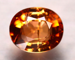 Tourmaline 1.53Ct Natural Whisky Tourmaline D0803/B48