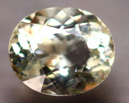 Heliodor 1.65Ct Natural Yellow Beryl D0814/A56