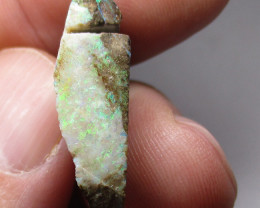 16.58cts Rough Sliced Matrix Opal Specimen