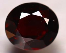 Almandine 5.46Ct Natural Blood Red Almandine Garnet E0909/B26