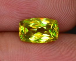 Rare AAA Fire 1.63 ct Sphene Sku-63