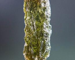 100% natural Moldavite
