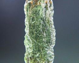 Apple green Moldavite