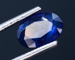 Royal Blue 0.75 Ct Natural Ceylon Sapphire ~Sirilanka !GA1