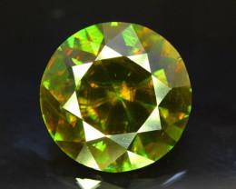 8.65 cts AAA Grade Full Fire Natural Sphene Gemstone