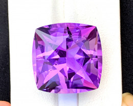 Amethyst Loose Gemstones from Afghanistan ~ 31.80 Carats