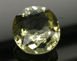 2.63ct Oval Green Tourmaline- $1 No Reserve Auction