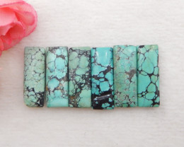 35cts Lucky Turquoise ,Handmade Gemstone ,Turquoise Cabochons ,Lucky Stone