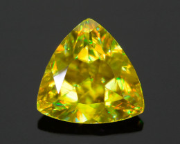 Rare AAA Fire 1.10  ct Sphene Sku-63
