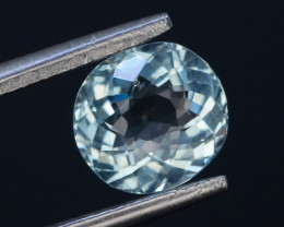 1.25 ct Natural Untreated Aquamarine