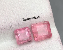 2.05 ct Attractive Pink Tourmaline Parcel Ring Sizes