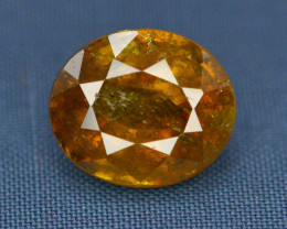 Natural 3.10 Carat Sphene With Amazing Spark