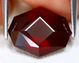 Rhodolite Garnet 4.00Ct VVS Master Cut Natural Rhodolite Garnet A1214