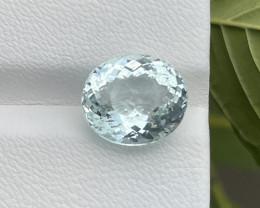 Natural Aquamarine 5.02 Cts Good Quality Gemstone
