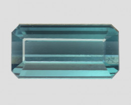 1.49 CT BLUE AFGHAN TOURMALINE TOP LUSTER ATF2