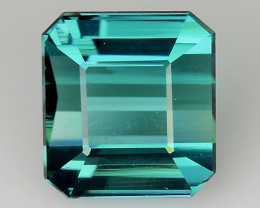 1.48 CT BLUE AFGHAN TOURMALINE TOP LUSTER ATF5
