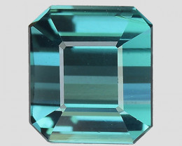 NATURAL BLUE AFGHAN TOURMALINE TOP LUSTER ATF18