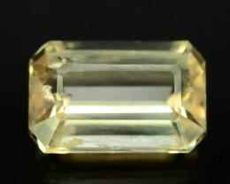 Rarest 3.55 Ct Natural Topaz ~ Katlang Mine ~ No Heat / No Treat