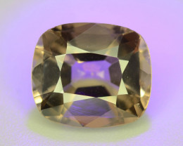 AAA Cut & Clarity 2.90 ct Fluorescent Scapolite