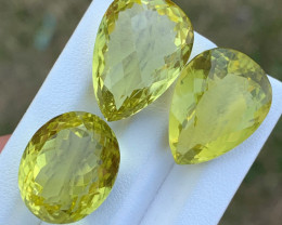 49.40 Carats Citrine Gemstones