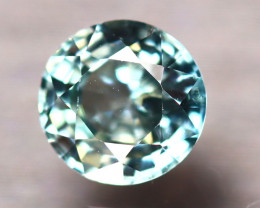 Blue Zircon 1.62Ct Natural Cambodian Blue Zircon E1306/B6