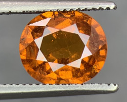 2.36 CTS MARVELOUS NATURAL TOP -SPESSARTITE DAZZLING