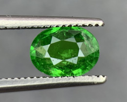 vivid Green Natural Tsavorite Gemstone