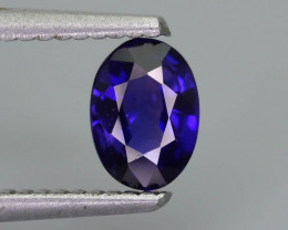 Color Change 0.81 ct Blue  Sapphire SKU.32