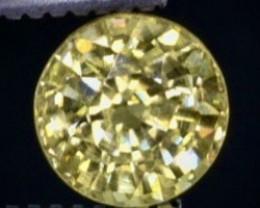 1.31 Crt Zircon  Faceted Gemstone (Rk-43)
