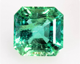 Tourmaline 4.44  ct Afghanistan GPC Lab