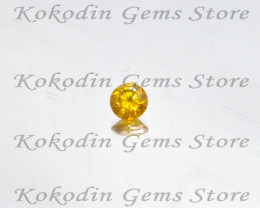 Natural Intense Yellow Diamond 0.105 ct LOT-355-2