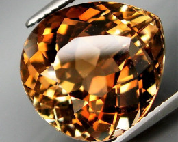 19.04  ct. Natural Earth Mined Topaz Brazil - IGE Certified