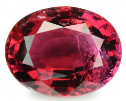 Tourmaline 2.67 Cts Natural Reddish Pink Fancy Natural