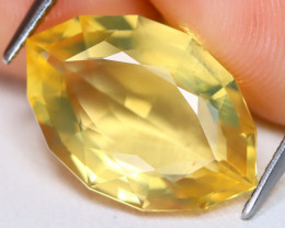 Jelly Opal 4.64Ct Marquise Cut Natural Mexican Jelly Yellow Opal A1516