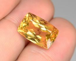 Beryl 5.23 Cts Rare Golden Yellow Natural Gemstone