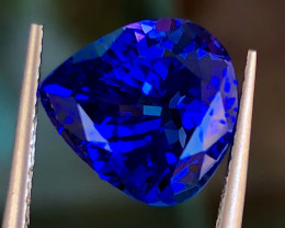 5.83 ct AAA Plus Tanzanite Loup Clean With Fine Cutting Gemstone