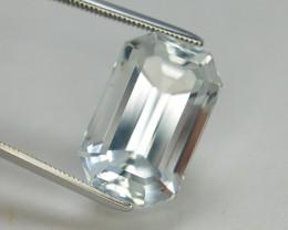 12.90 Carat Natural Aquamarine Gemstone