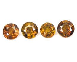 *No Reserve * Sphene 2.79 Cts Excellent Color Change Natural Sphene