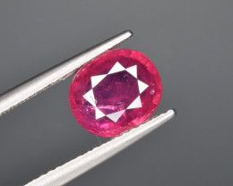 Natural Ruby 2.13 Cts Top Quality from Tanzania