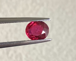 Natural red Jedi Spinel